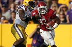 Arkansas and LSU will play on Nov. 23 at Donald W. Reynolds Razorback Stadium.