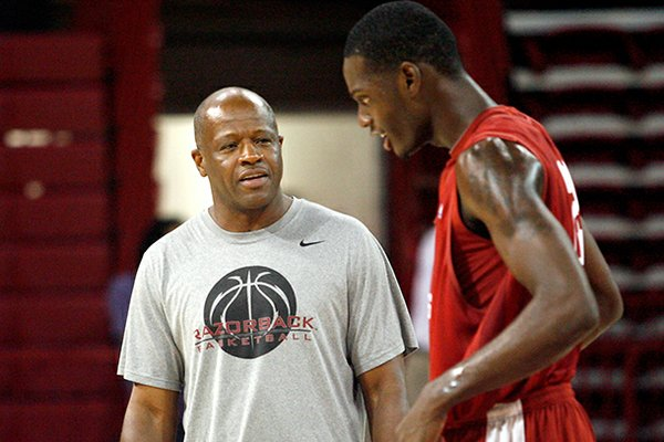 Mike Anderson has nine days to prepare for Arkansas' second game of the season.