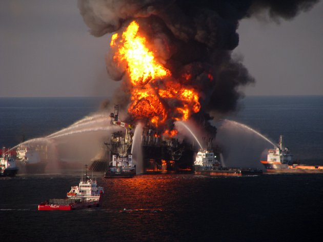 fire-boat-response-crews-battle-the-blazing-remnants-of-the-off-shore-oil-rig-deepwater-horizon-in-this-april-21-2010-file-image-provided-by-the-us-coast-guard