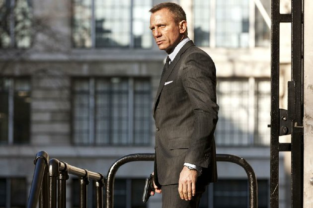daniel-craig-brought-james-bond-back-to-the-big-screen-in-the-spy-thriller-skyfall-the-movie-came-in-no-1-at-the-box-office-and-made-more-than-88-million