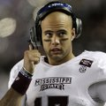 Mississippi State quarterback Tyler Russell is not the same player he was when he faced Arkansas las...