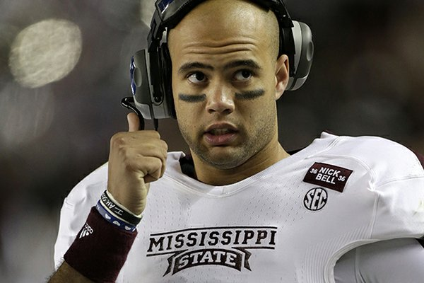 "Mississippi State quarterback Tyler Russell is not the same player he was when he faced Arkansas last season, according to Bulldogs Coach Dan Mullen. ""He's just grown up a lot,"" Mullen said. ""His sophomore year he was on the field and he realized how unprepared he was and what the commitment is you need. He understood that, and really worked through the offseason to make himself prepared to play every single week."""