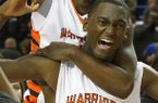 Bobby Portis became the second player to sign a basketball letter of intent for Arkansas on Friday.