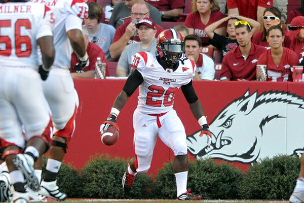 Jacksonville State faces Florida this weekend in one of several nonconference games for SEC schools.