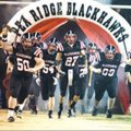 The Pea Ridge Blackhawks take to their home field, Blackhawks Stadium, on Friday before the playoff ...
