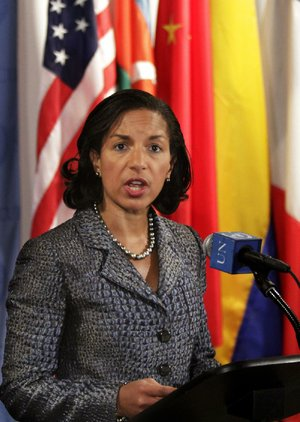 U.N. Ambassador Susan Rice's chances of becoming secretary of state have not been derailed by the Benghazi attack, insist aides to President Barack Obama.