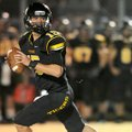 Prairie Grove quarterback Cooper Winters helped the Tigers to a thrilling comeback last Friday, sett...