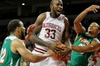 A resurgent Marshawn Powell helped launch second-year Coach Mike Anderson's Razorbacks to a 3-0 start defeating Sam Houston State, Longwood and Florida A&M at Walton Arena.