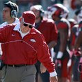 John L. Smith said he regrets he couldn't have helped Arkansas' team to more wins in 2012.