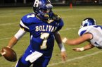 Rafe Peavey of Bolivar, Mo., became Arkansas' first oral commitment for the 2014 class.