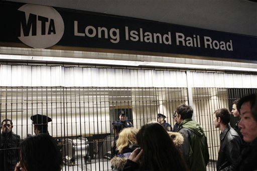 in-this-nov-6-2012-file-photo-patrons-are-directed-away-from-the-long-island-railroad-which-is-being-closed-off-at-new-york-citys-penn-station-as-service-is-suspended-due-to-a-second-major-storm-in-two-weeks-bearing-down-on-the-region-new-york-transit-officials-on-wednesday-nov-14-2012-marked-a-milestone-in-the-aftermath-of-superstorm-sandy-by-restoring-limited-service-to-the-last-of-10-branches-of-the-long-island-rail-road-commuter-line-and-declaring-that-nearly-all-new-york-city-subway-service-was-now-operational-they-also-conceded-work-still-needs-to-be-done-to-alleviate-overcrowding-and-slower-than-normal-commutes-since-the-oct-29-storm