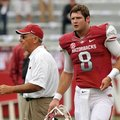 Friday's game against LSU will mark the end of Tyler Wilson's tenure at Arkansas and likely the same...