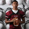 Deandre Murray, 17, running back for Springdale High, has been shown interest by several Division I ...