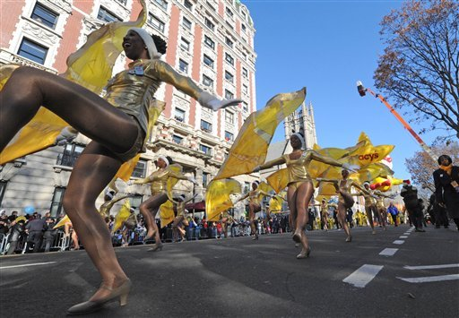 dancers-fill-the-street-as-the-86th-annual-macys-thanksgiving-day-parade-moves-down-new-yorks-central-park-west-on-thursday
