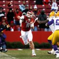 Arkansas quarterback Tyler Wilson will now turn his attention to hiring an agent and preparing for t...