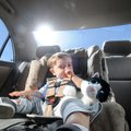Every year, dozens of young children across the country die after becoming trapped in hot cars. The ...