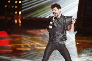 Cody Belew on NBC's The Voice