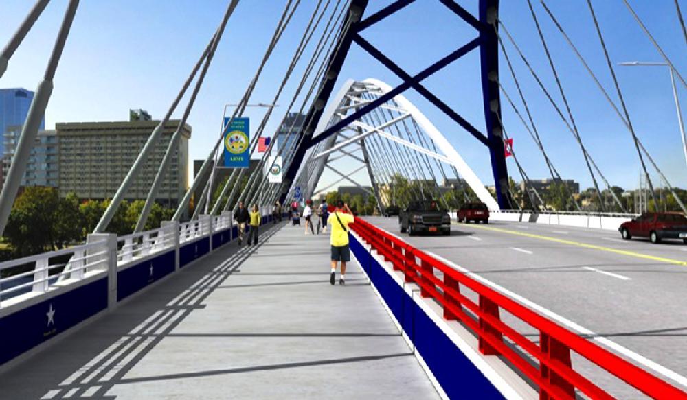 Broadway Bridge replacement, Little Rock, AR