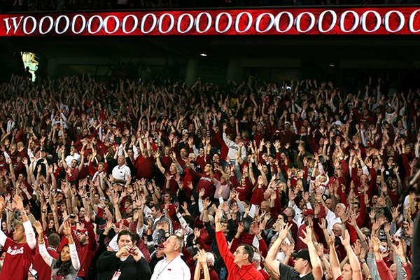 A near-capacity crowd is expected for Friday's game against Syracuse.