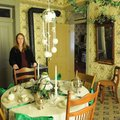Themed tours of the 1895 Hawkins House, decorated by Terrilyn Wendling, through Dec. 31 at Rogers Hi...