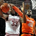 NWA Media/MICHAEL WOODS -- 11/30/2012 -- Syracuse forward James Southerland (43) scored a career-hig...