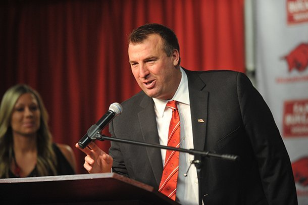 nwa-mediamichael-woods-12052012-bret-bielema-the-new-university-of-arkansas-head-football-coach-speaks-to-the-media-during-a-press-conference-wednesday-afternoon
