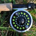 A fly rod is the gear of choice, but anglers may use any style of rod and reel as long as the lure i...