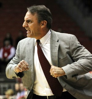 UALR Coach Steve Shields said 11th-ranked Cincinnati forced the Trojans to play at a pace at which they weren't comfortable.