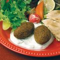 One of Lebanon's most popular dishes, Kibbeh, contains lamb and ground beef. It's one of the many ta...