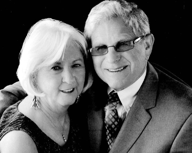 Bill and Barbara Menard