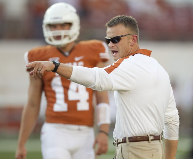 bryan-harsin-35-will-be-the-next-coach-at-arkansas-state-harsin-spent-last-season-as-the-co-offensive-coordinator-at-texas