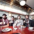 "TJ KONG AND THE ATOMIC BOMB — On the September release ""Manufacturing Joy,"" Philadelphia outfit TJ K..."