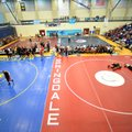 Wrestlers compete Dec. 7 at the NWA Duals wrestling tournament at Springdale Har-Ber.
