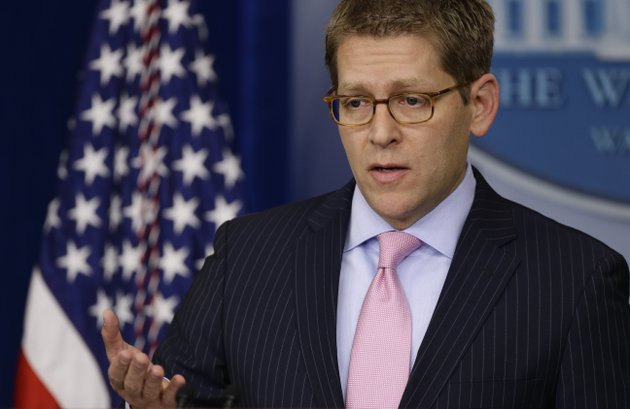 press-secretary-jay-carney-briefs-reporters-at-the-white-house-in-washington-monday-dec-17-2012-carney-says-the-president-will-engage-the-american-people-and-lawmakers-on-the-issue-of-gun-violence-in-the-coming-weeks