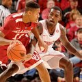 Mardracus Wade, pictured during Arkansas' Dec. 4 game against Oklahoma, has struggled with his shot ...
