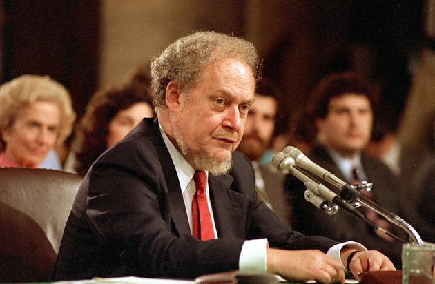 us-supreme-court-nominee-robert-h-bork-testifies-before-the-senate-judiciary-committee-during-his-confirmation-hearings-on-capitol-hill-in-this-sept-16-1987-file-photo