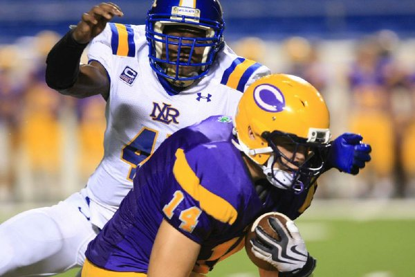 Arkansas Democrat-Gazette/STATON BREIDENTHAL