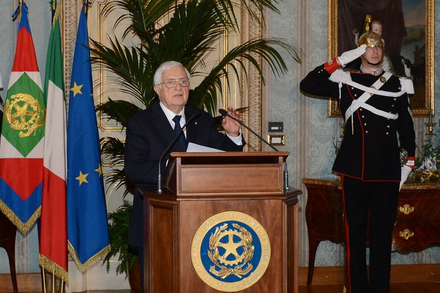 in-this-photo-released-by-the-italian-presidency-the-general-secretary-donato-marra-officially-announces-the-resignation-of-mario-monti-at-the-quirinale-presidential-palace-in-rome-friday-dec-21-2012-mario-monti-handed-in-his-resignation-to-italys-president-in-rome-on-friday-bringing-to-a-close-his-13-month-technical-government-and-preparing-the-country-for-national-elections-president-giorgio-napolitano-who-tapped-monti-in-november-2011-to-come-up-with-reforms-to-shield-italy-from-the-continents-debt-crisis-asked-monti-to-stay-on-as-head-of-a-caretaker-government-until-the-national-vote-expected-in-february