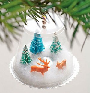 Spoonful.com is one of several websites with ideas for crafts and activities for Christmas, including how to make homemade Christmas ornaments.