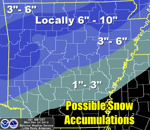 the-national-weather-service-on-monday-issued-this-map-of-possible-snow-accumulations-in-a-winter-storm-expected-to-hit-arkansas-on-christmas