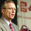In 2012, Arkansas athletics director and the Arkansas Democrat-Gazette's Sportsman of the Year, Jeff...