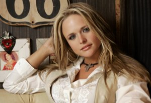 Miranda Lambert visited Verizon Arena in April.
