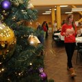A Christmas tree added to the festivities on Tuesday at Central United Methodist Church. Alex Flint ...