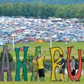 Thousands gathered in 2012 for the annual Wakarusa festival, which takes place on Mulberry Mountain ...
