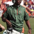 Bielema announced Sunday night that Randy Shannon, the former University of Miami head coach, has be...