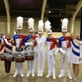 Members of the Bentonville High School Band will be marching in today's 124th Rose Parade as a part ...