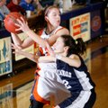 Brittany Ward, left, a Rogers Heritage senior, is one of the top players in the 7A/6AWest Conference...
