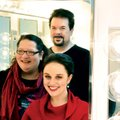 Fort Smith Little Theatre 2013 season directors Micki Voelkel, from left, Amanda Elkins-Hiatt and Ge...