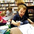 PRESCHOOL STORY TIME — 9:30 a.m. today, Bella Vista Library. 855-1753.