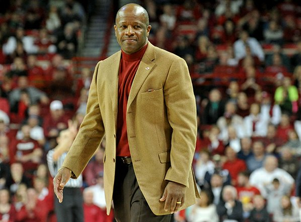 Mike Anderson's team has played ...
